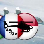 Российская авиация на авиабазе Хмеймим с высоты птичьего полёта